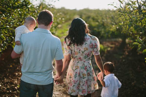 Weston Family \\ Fall 2016