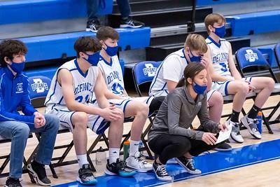 DMS Boys Basketball 11-30-2020
