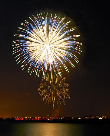 Sea World Fireworks 2006