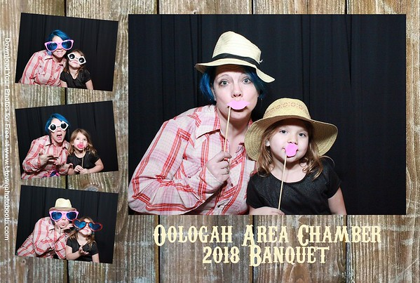 2018 Oologah Area Chamber Banquet
