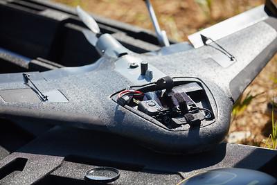2018 UWL Geography Jackson Radenz Niti Mishria Drone UAS Quarry Survey