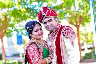 Fulangi & Parin Wedding Ceremonies