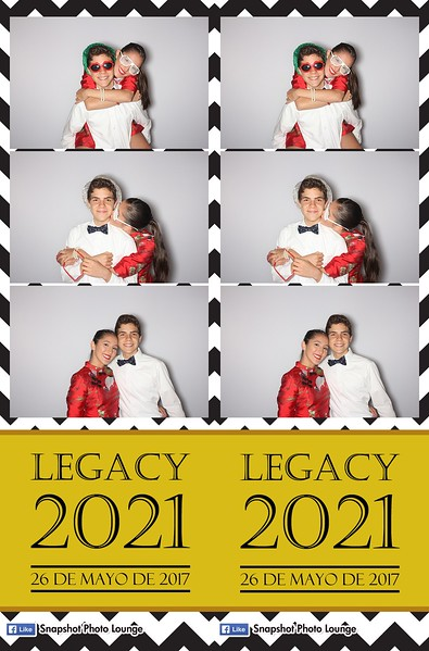 Legacy 2021 Prom - MASIS - May 26th, 2017