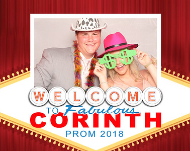Corinth High School Prom 2018