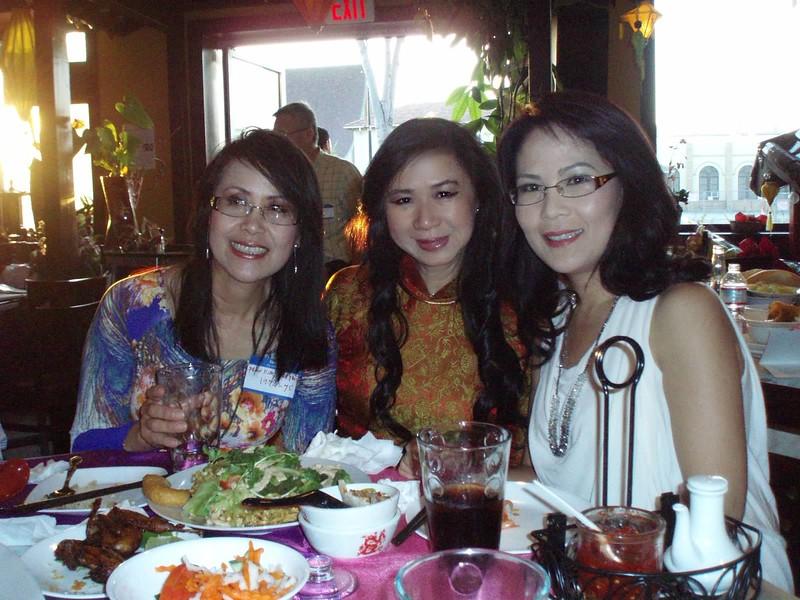 Sonia Thanh Thủy, Nhất Anh, Tú Minh