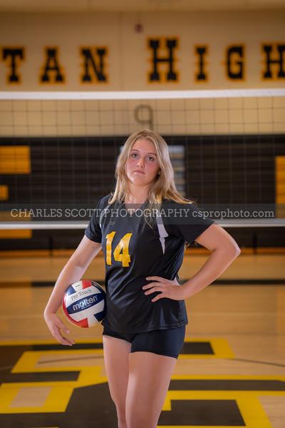Varsity Team Portraits 2021-22