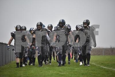 Omaha @ North Iowa Knights Football