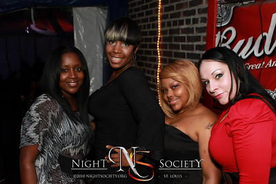Las Vegas Nights New Years Eve Extravaganza at The Label 12-31-10