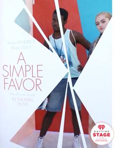 "9.22.2018 - Lionsgate ""A Simple Favor"" - iHR Music Festival"