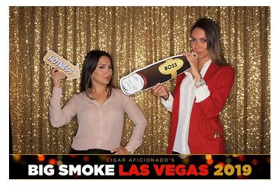 Cigar Aficionado's Big Smoke Las Vegas 2019