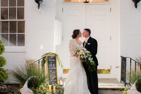 The Commons Topsfield Wedding: Jeana & Scott