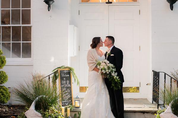 The Commons Topsfield Wedding: Jeana & Scott