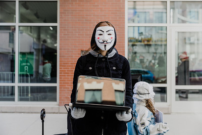March 30, 2019 | Anonymous for the Voiceless: Cube of Truth
