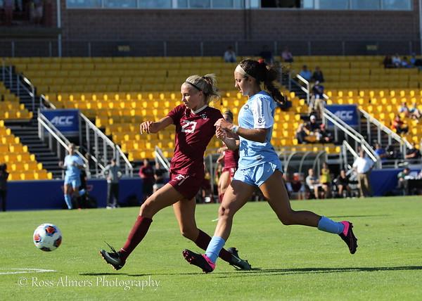 2016 ACC Women's Soccer Championship Final