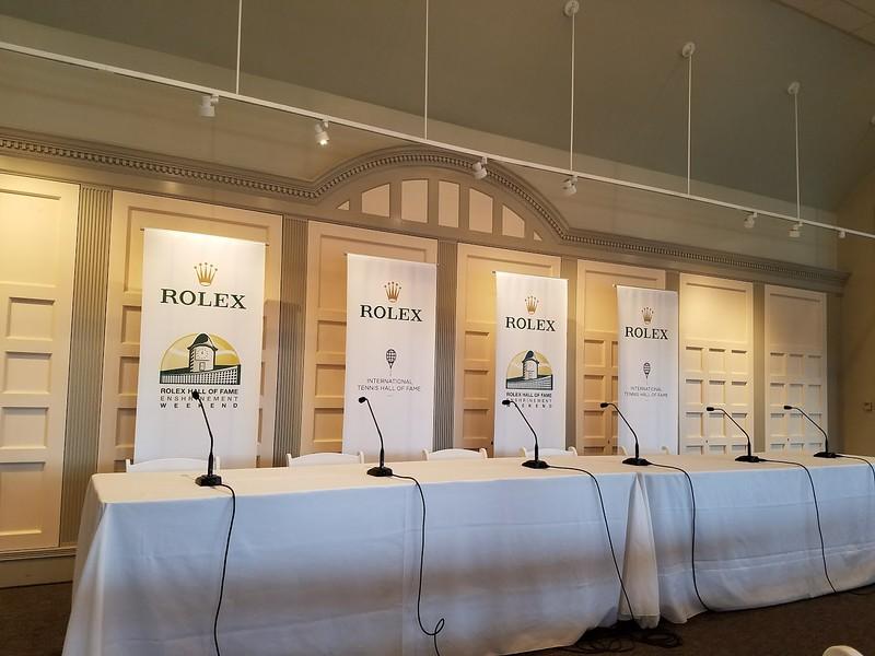 hof table