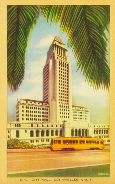 City Hall Framed
