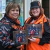 GIANTS TROPHY TOUR VISITS REDWOOD CITY
