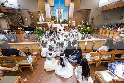 Saint Anne's First Communion 2019