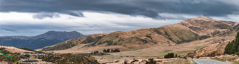 Te Anau Mossburn highway