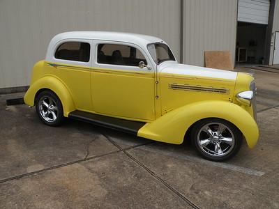 Doug's 35 Buick