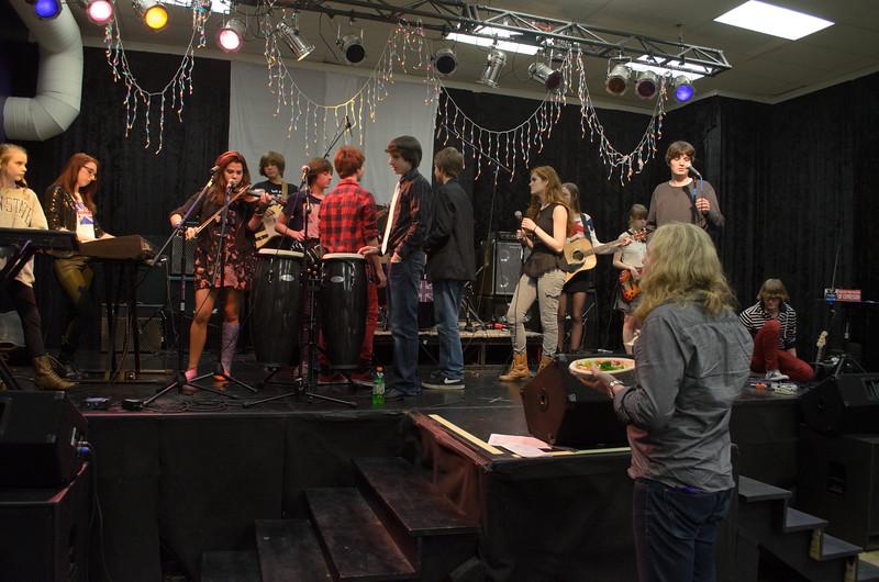 School Of Rock Main Line - Brit Pop - January 19, 2013