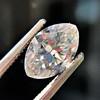1.59ct Marquise/Moval Cut Diamond GIA G VS1 5
