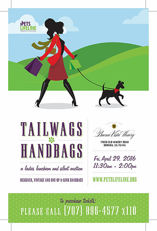 2016 Tailwags Handbags