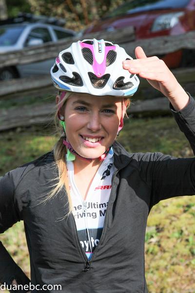 A. Megan Rathwell, 30