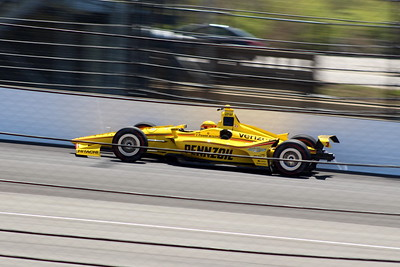 Indycar Testing - Indianapolis Motor Speedway - 30 Apr. '18