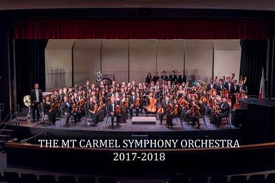 Formal Symphony Orchestra Photo