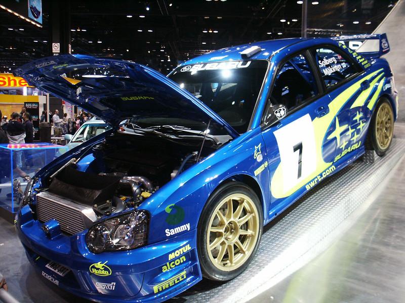 Subaru WRT