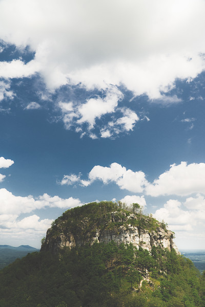 Pilot Mountain, North Carolina