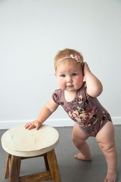 Aria 8 months