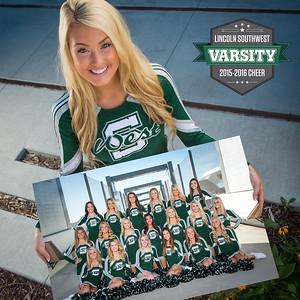 2015-2016 LSW Varsity Cheer