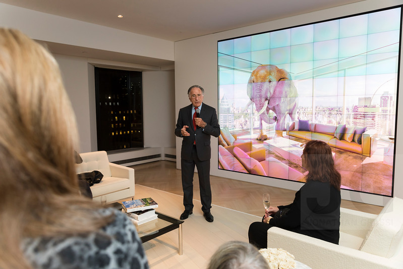 2018.01.23 - Harry Macklowe and 200East 59th Street Host an Exclusive Book Signing with Kirk Henckles