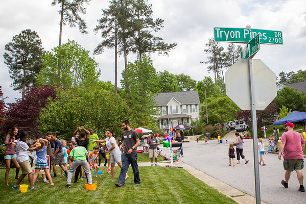 Tryon Pines 2016 Block Party