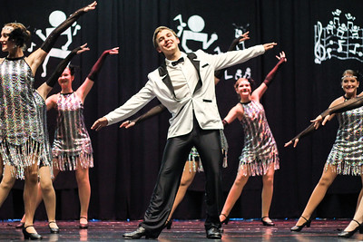 Level 5 Tap - Thoroughly Modern Millie