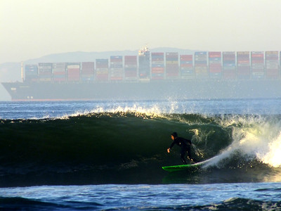 1/18/21 * DAILY SURFING PHOTOS * H.B. PIER