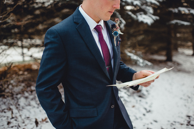 Requiem Images - Luxury Boho Winter Mountain Intimate Wedding - Seven Springs - Laurel Highlands - Blake Holly -496.jpg