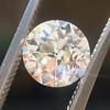 1.43ct Old European Cut Diamond GIA K SI1 8