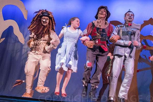 The Wizard of Oz  (KCT)