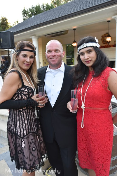 Ayda and Jeff Gibson and Tara Ticknor