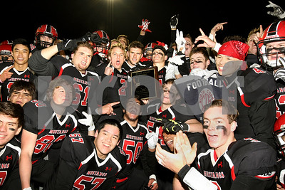2016-17 Football NCS Championship Monte Vista vs Antioch