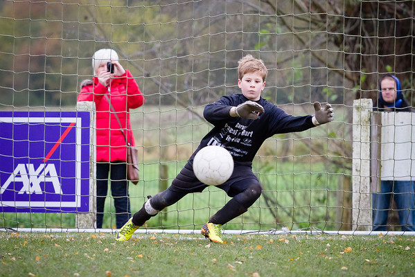 30/11/2013: FC Edeboys - Balegem