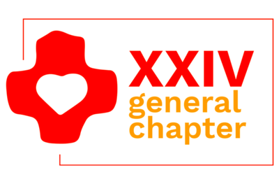 Logos of the XXIV General Chapter