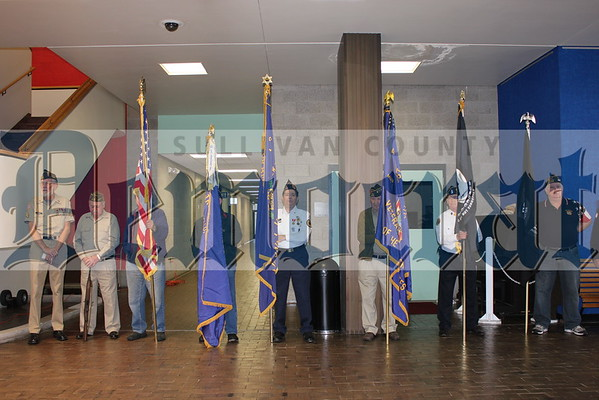 Sullivan County Government Center Veterans Day
