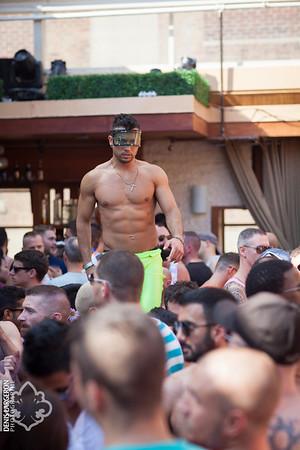 2013-06-29 NYC - Pride VIP Rooftop @ Hudson Terrace