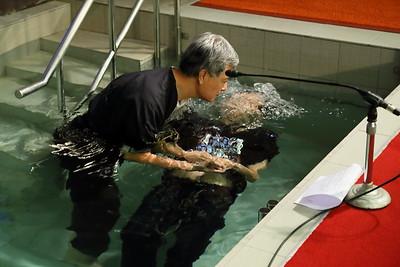 Baptism Service, April 2014