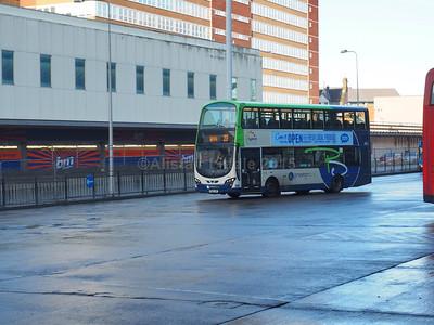 Preston Bus Station 22-11-2015