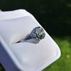 .90ct Vintage Round Brilliant Diamond Solitaire 6
